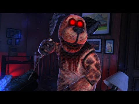 PLAY TIME IS OVER, AND I'M TERRIFIED!! - FNAF + Hello Neighbor Style - Duck Season (VR HTC VIVE)