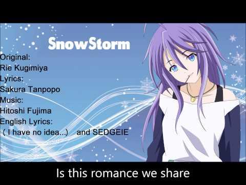 Snowstorm:Rosario+Vampire:Full English Cover:[SEDGEIE]