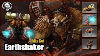Earthshaker Best Mix Set with: - Totem of Deep Magma - nvil of the ...