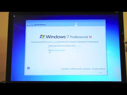 How to Install Windows 7 On Mac Using Bootcamp