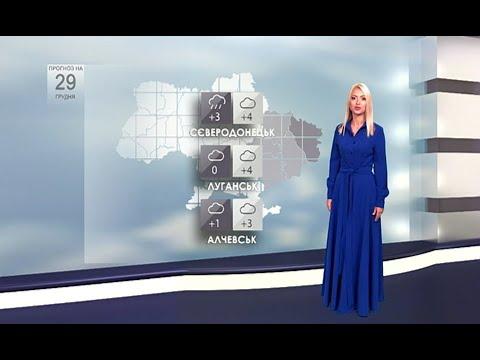 Прогноз погоды в Украине на 29 декабря 2019