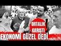 AKP li Amcalar EKONOMİ Muhteşem Dedi ! Çarşı KARIŞTI...