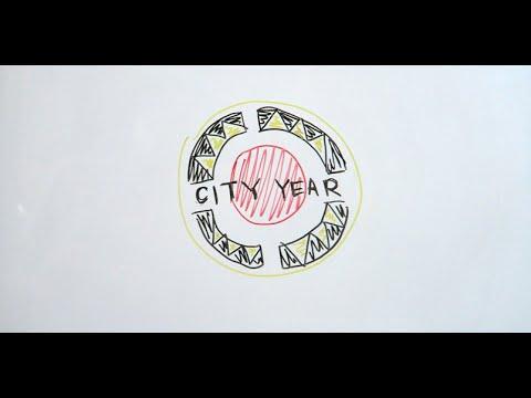 DRAW MY LIFE: City Year LA