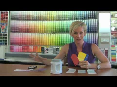 KK How To: Kerrie Kelly Shows How to Pick a Paint Color
