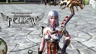 Fellow Eternal Clash Gameplay (OPEN WORLD MMORPG) Android / IOS