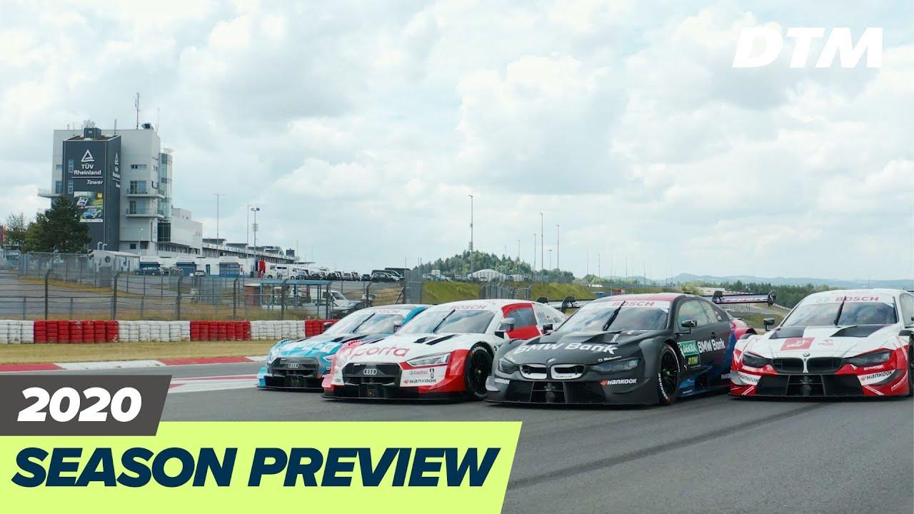 DTM 2020 Season Preview