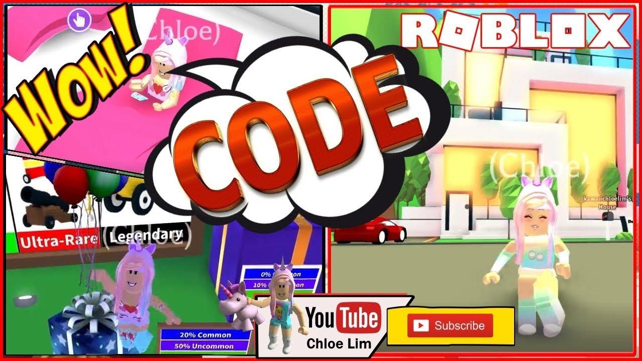 Adopt Me Codes