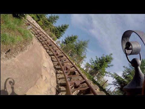 Seven Dwarfs Mine Train Front seat Onride Go Pro 1080P/60FPS HD POV Shanghai Disneyland