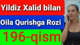 Qora Niyat 196 qism uzbek tilida turk filim кора ният 196 кисм