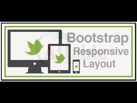 Create Responsive website with bootstrap [using HTML5, PHP ...
