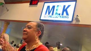 Local congregation aims for unity by spreading MLK's message