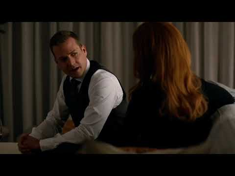 Harvey Tells Donna He Loves Her, Season 4 Episode 15 Suits.