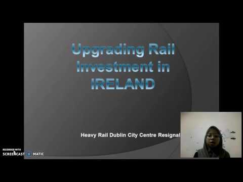 Railway Investment Project in Ireland