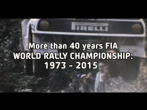 WRC Insights - FIA World Rally Championship 2015