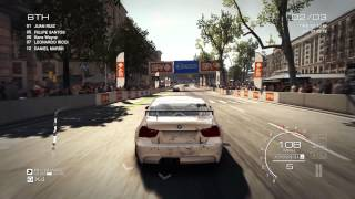 GRID Autosport - PoV - 2 Flashbacks used