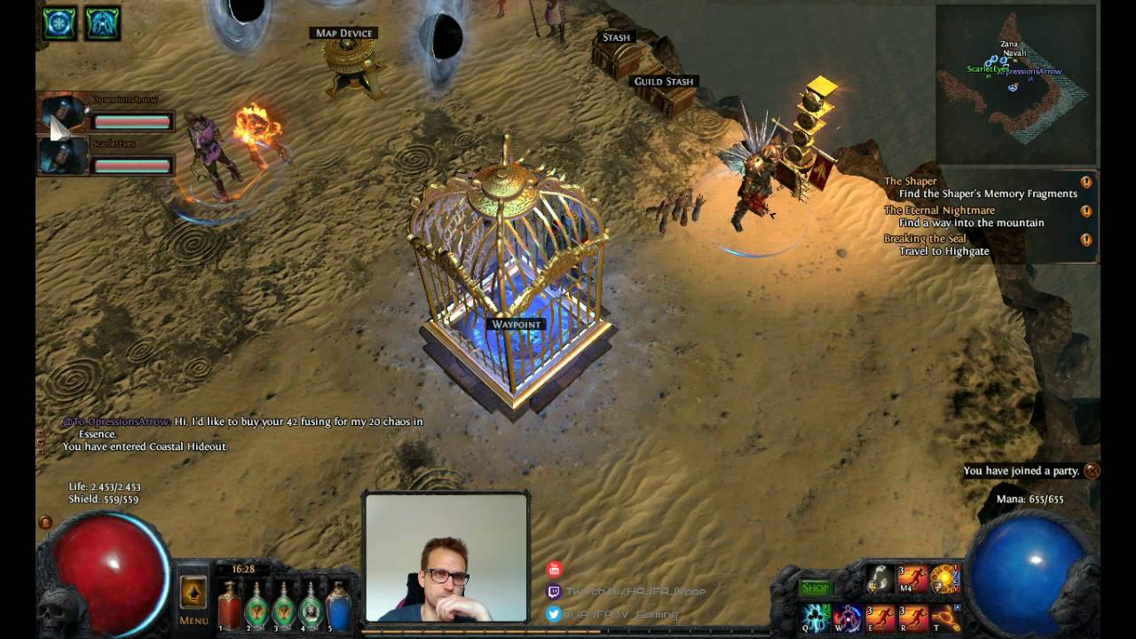 Path of Exile 2 4 - Carcass Jack @ links