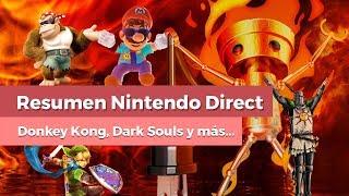 Resumen comentado Nintendo Direct Mini 11/01/2018