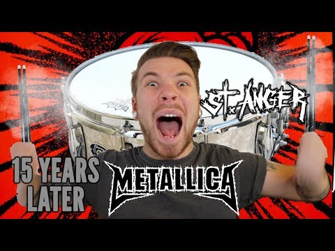 "METALLICA's ""St. Anger"" Turns 15 Years Old! 