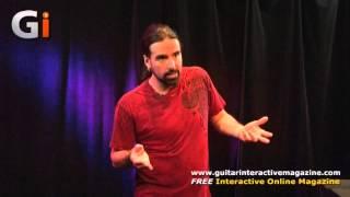 Vocal Singing Techniques Lesson 1  Part 1 - 2  With Jaime Vendera - Guitar Interactive Magazine