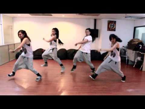 MYDA Crew Hiphop Dance