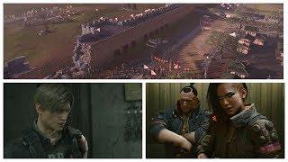 Total War Saga: Троя в разработке. Resident Evil 8 на подходе | Игровые новости