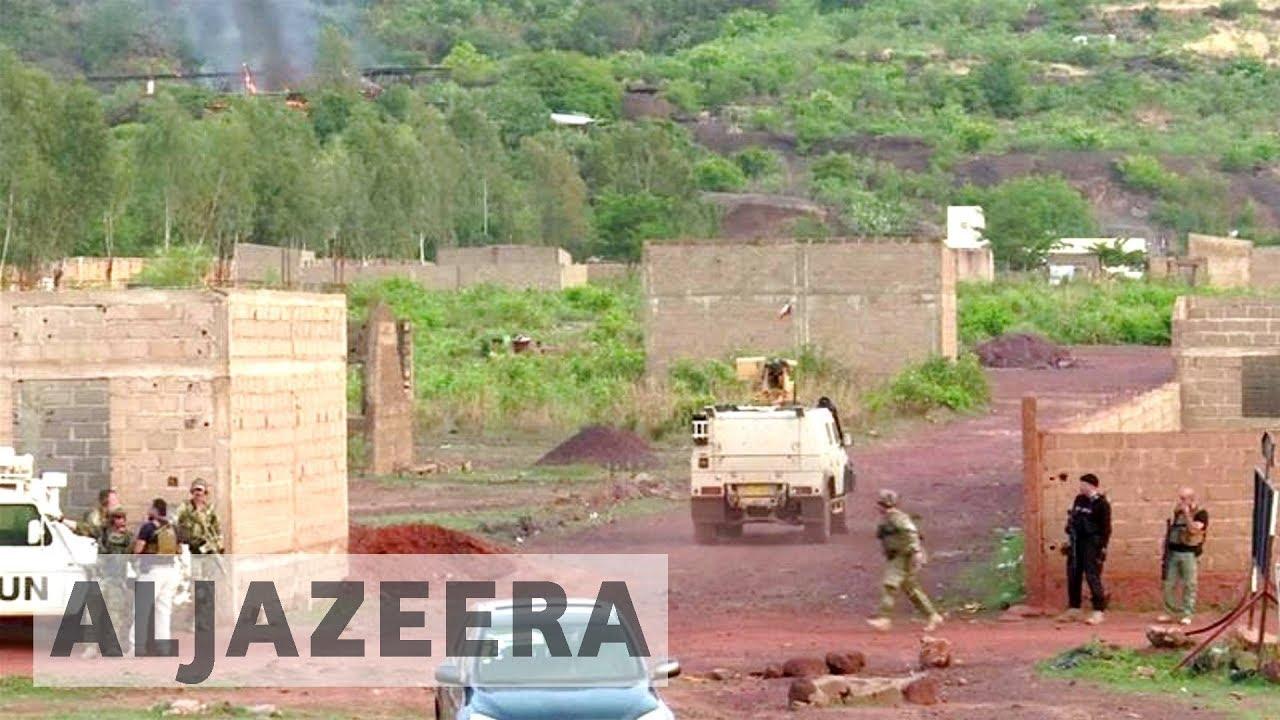 Gunmen attack resort in Mali's capital, killing 2