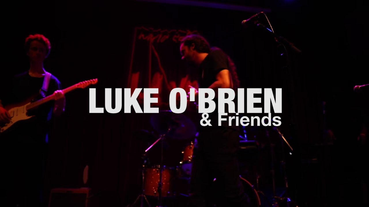 Luke O'Brien - What I Am - Live at World Cafe