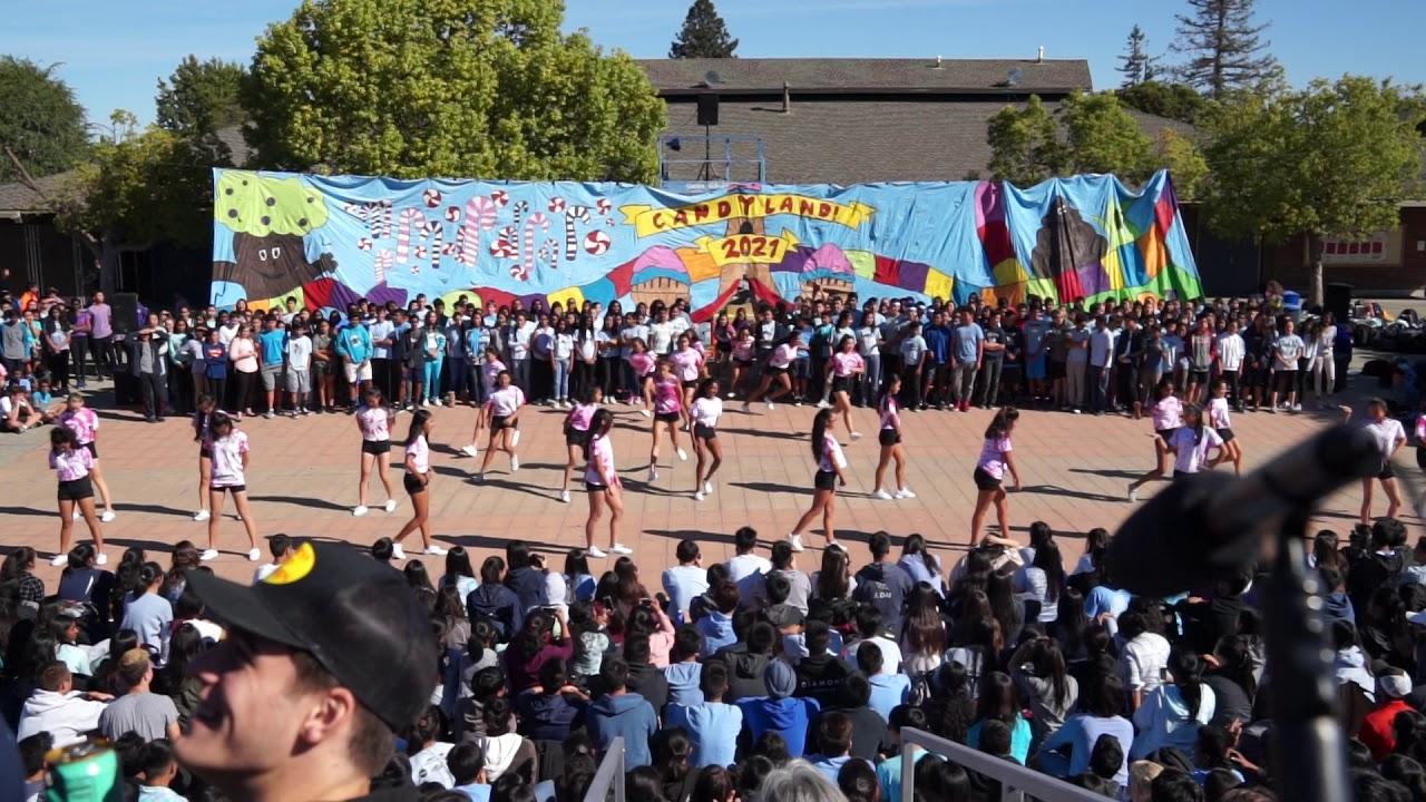 ecb53c30116 Lynbrook Freshman Homecoming Skit 2017  Candyland - YouTube
