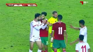 لقطة الأسد مروان داكوستا للدفاع عن فيصل فجر l تونس0 -1 المغرب l