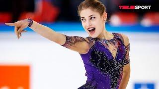 Щербакова Трусова Косторная Валиева и другие звезды фигурки впервые в сезоне пообщались с прессой