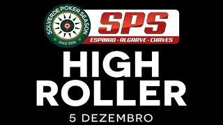 Manuel Borges Lidera Destacado na FT High Roller SPS'17