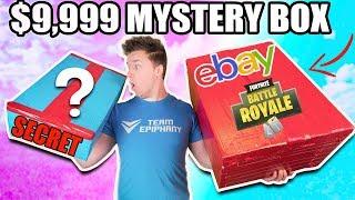 $9,999 Vs $100 Ebay Mystery Box ⁉️📦 Fortnite, Toys & More!  Unboxing