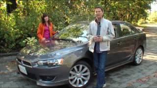 Mitsubishi Lancer (2008) Videos