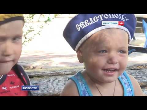 Жители Армянска остаются в Евпатории