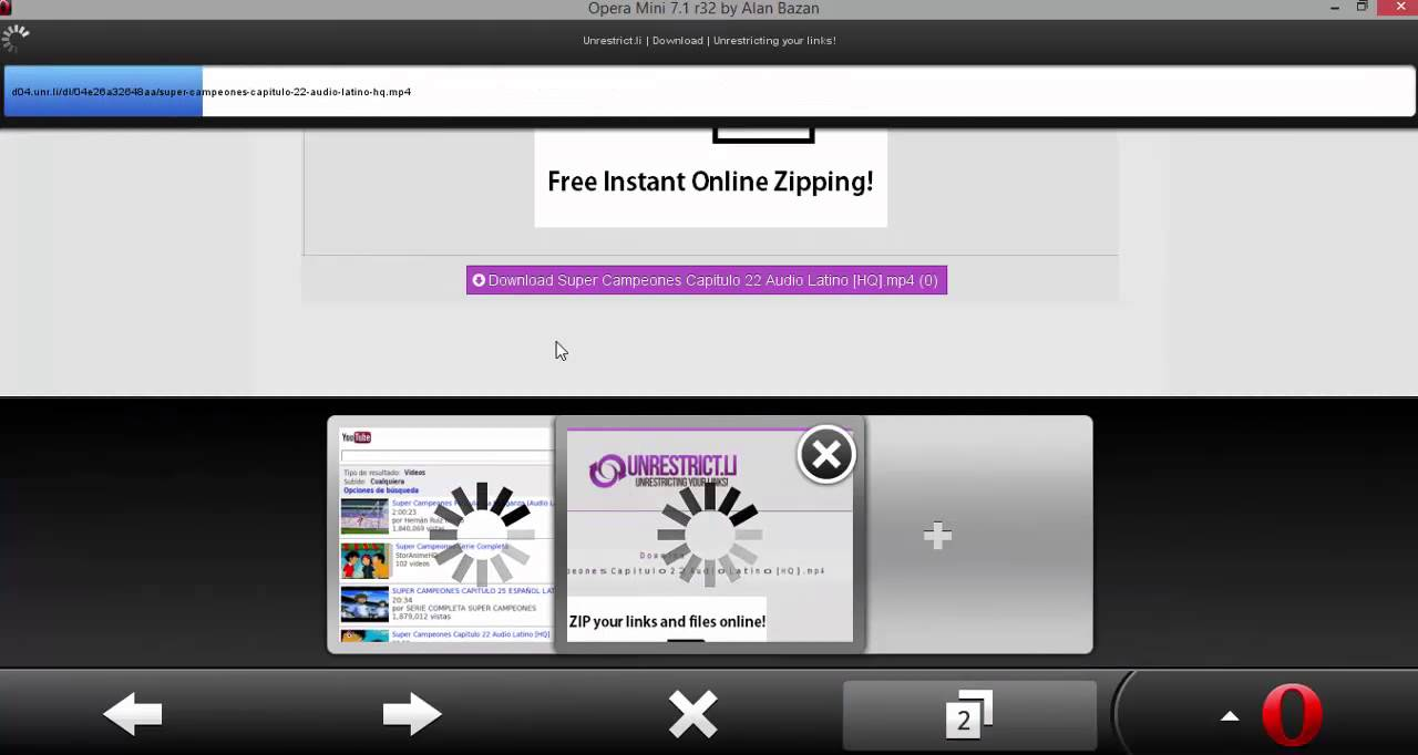 Download Opera Mini 8 Handler Apk - livingogo