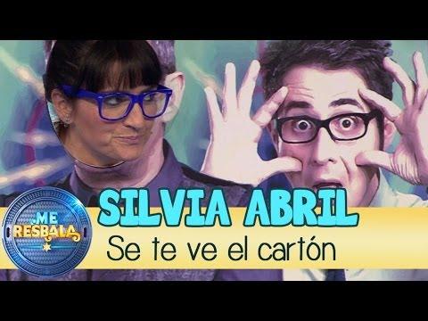 Me Resbala - Se te ve el cartón: Silvia Abril en el papel de Buenafuente