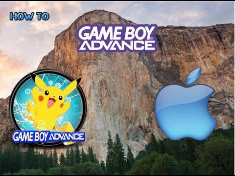gameshark for gba emulator mac
