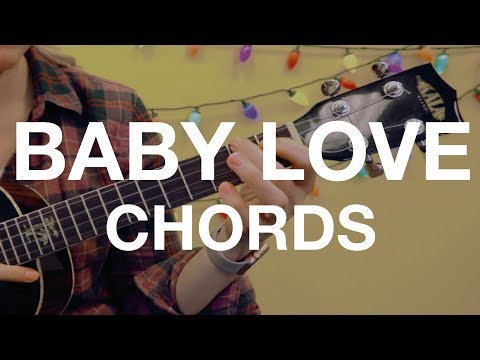 KC Chords: Baby Love