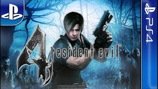 Longplay of Resident Evil 4 (HD)