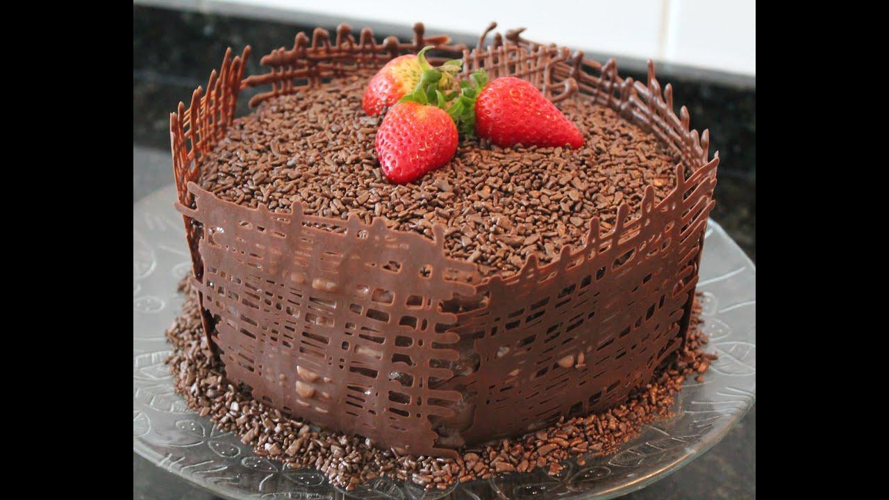How Do Make A Chocolate Cake