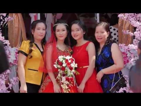 Đám cưới Trâm Anh if Minh Triết ( part 1)