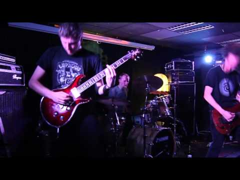 Below A Silent Sky - live (full concert/DIY/dec. 2015/baracke 5 ilmenau)