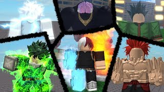 NOUVEAU jeu Anime Battlegrounds à venir à Roblox! Anime Shonen Batailles