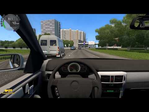 City Car Driving Chevrolet Lacetti Street Racing