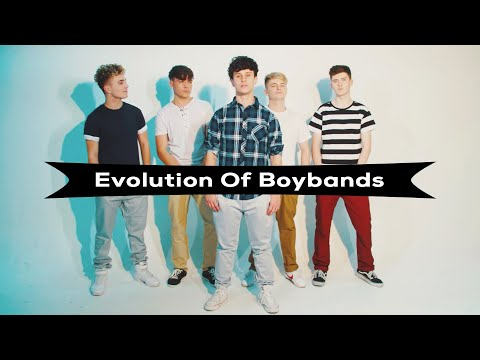 Evolution Of Boybands - RoadTrip