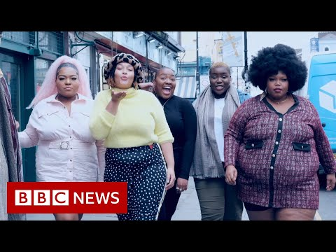 Body positivity movement: 'Why is my body not important?' BBC News