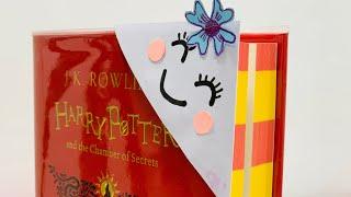 Cách làm bookmark dễ thương | How to make cute Bookmark