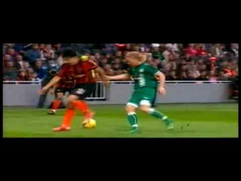 ilsinho vs willian (Shakhtar Donetsk)