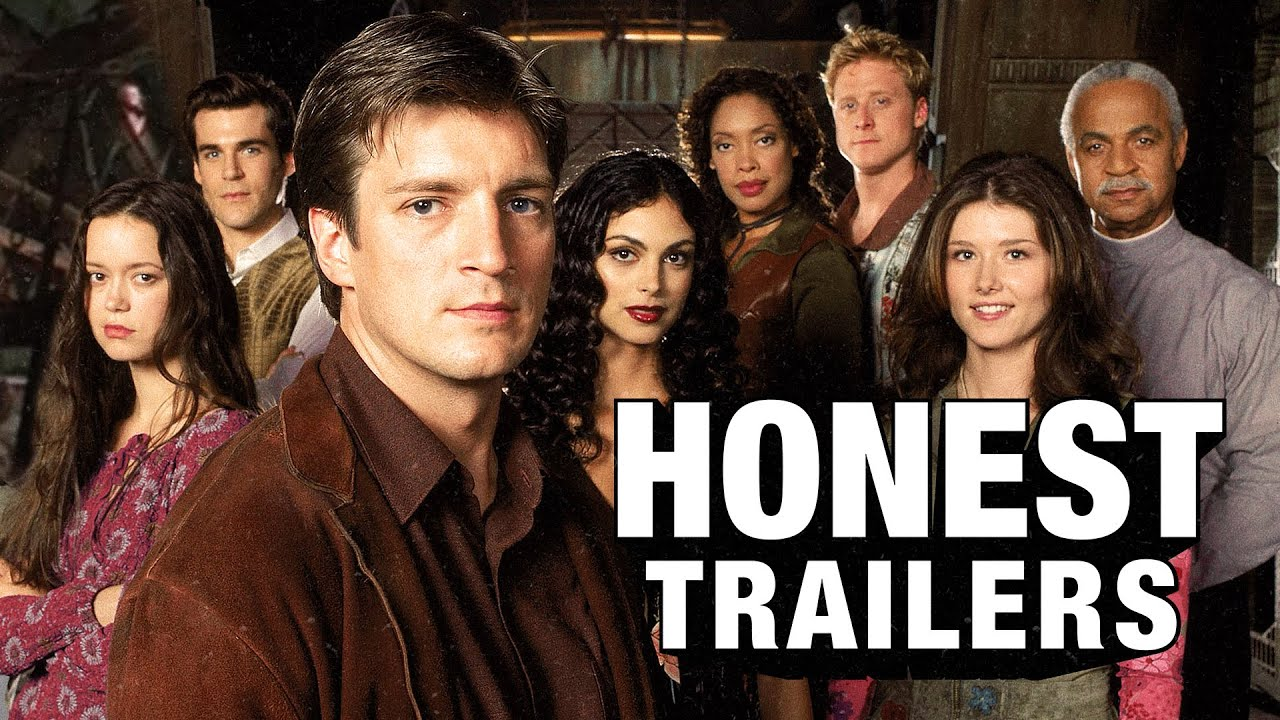 Honest Trailers | Firefly