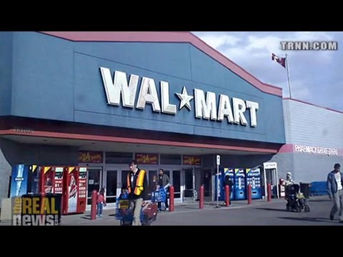 DC Council Tells Wal-mart Living Wage is Non-Negotiable